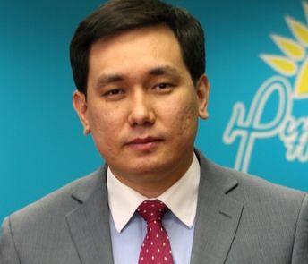 Абдуалиев Асет Куандыкович
