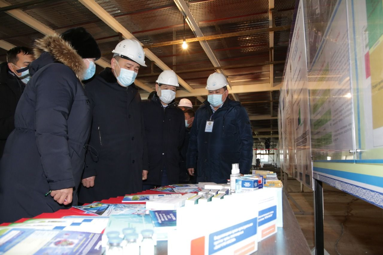 Завод по выпуску вакцины от COVID-19 запустят в 2021 году- Kapital.kz
