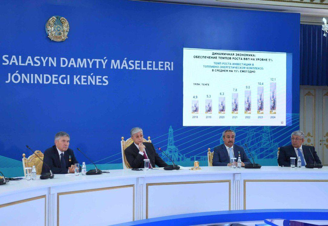 Дорожную карту освоения Кашагана подготовит правительство- Kapital.kz