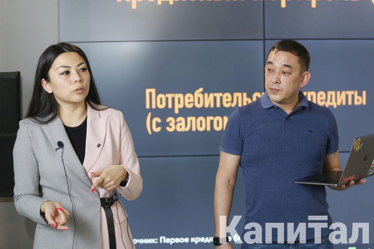 Розничное кредитование перешло к умеренному росту 626817 - Kapital.kz