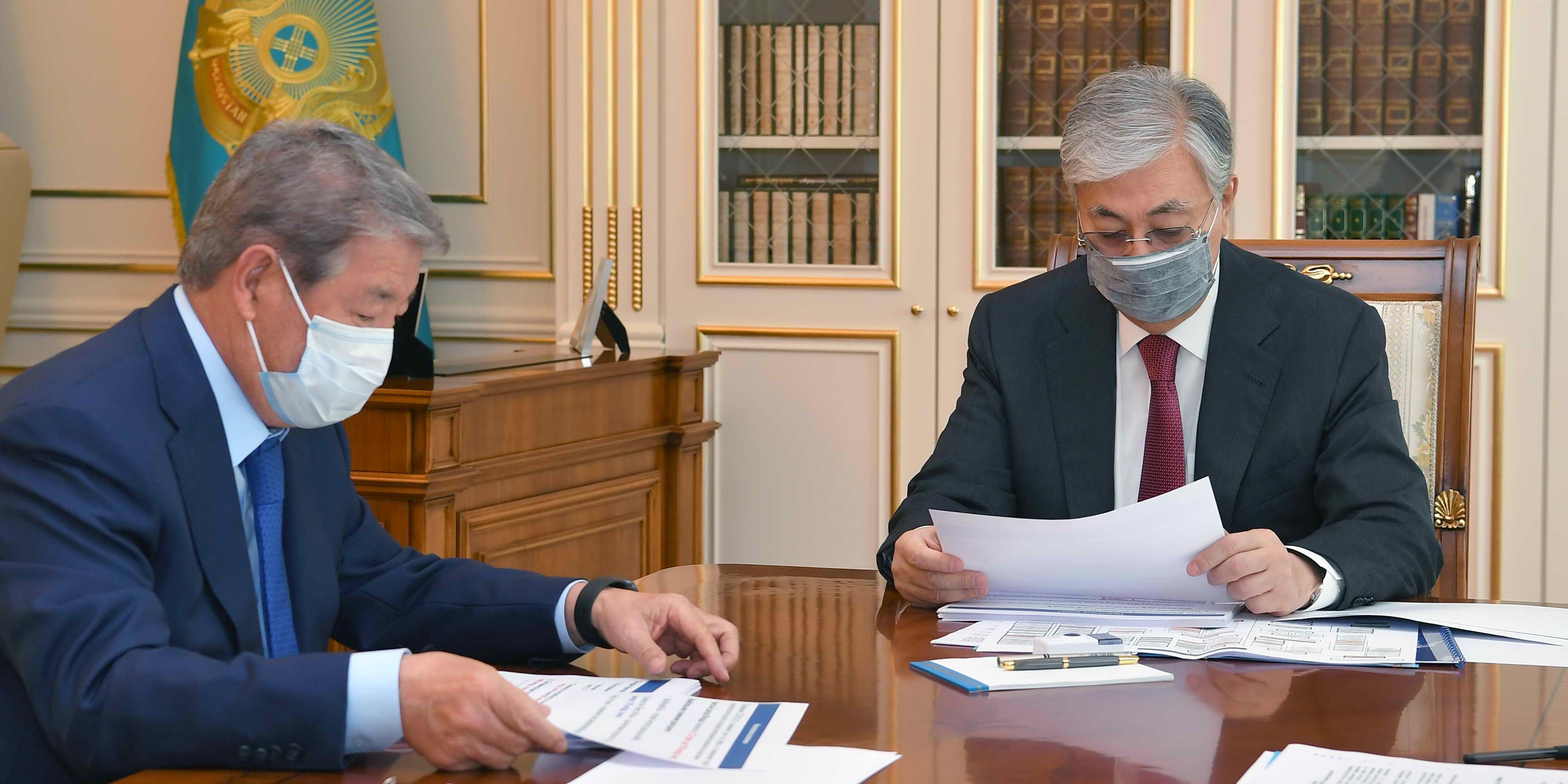 Внешний долг «Самрук-Қазына» сократился на $8 млрд- Kapital.kz