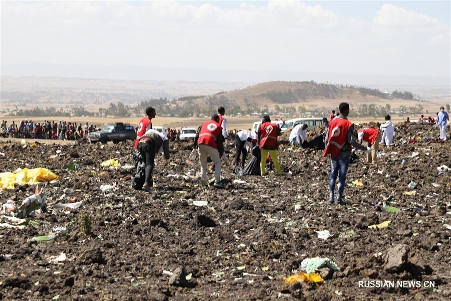Пассажирский лайнер разбился по пути из Эфиопии в Кению- Kapital.kz