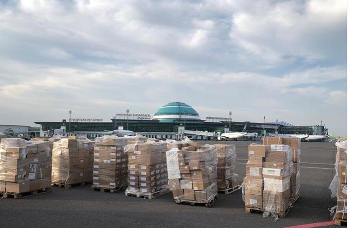 Более 23 тонн лекарств доставили в Нур-Султан- Kapital.kz