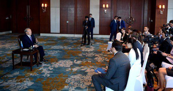 Между Казахстаном иКитаем нет нерешенных проблем- Kapital.kz
