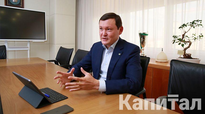 Ельдар Тенизбаев: Кредитование – уже не основной продукт банков 439036 - Kapital.kz