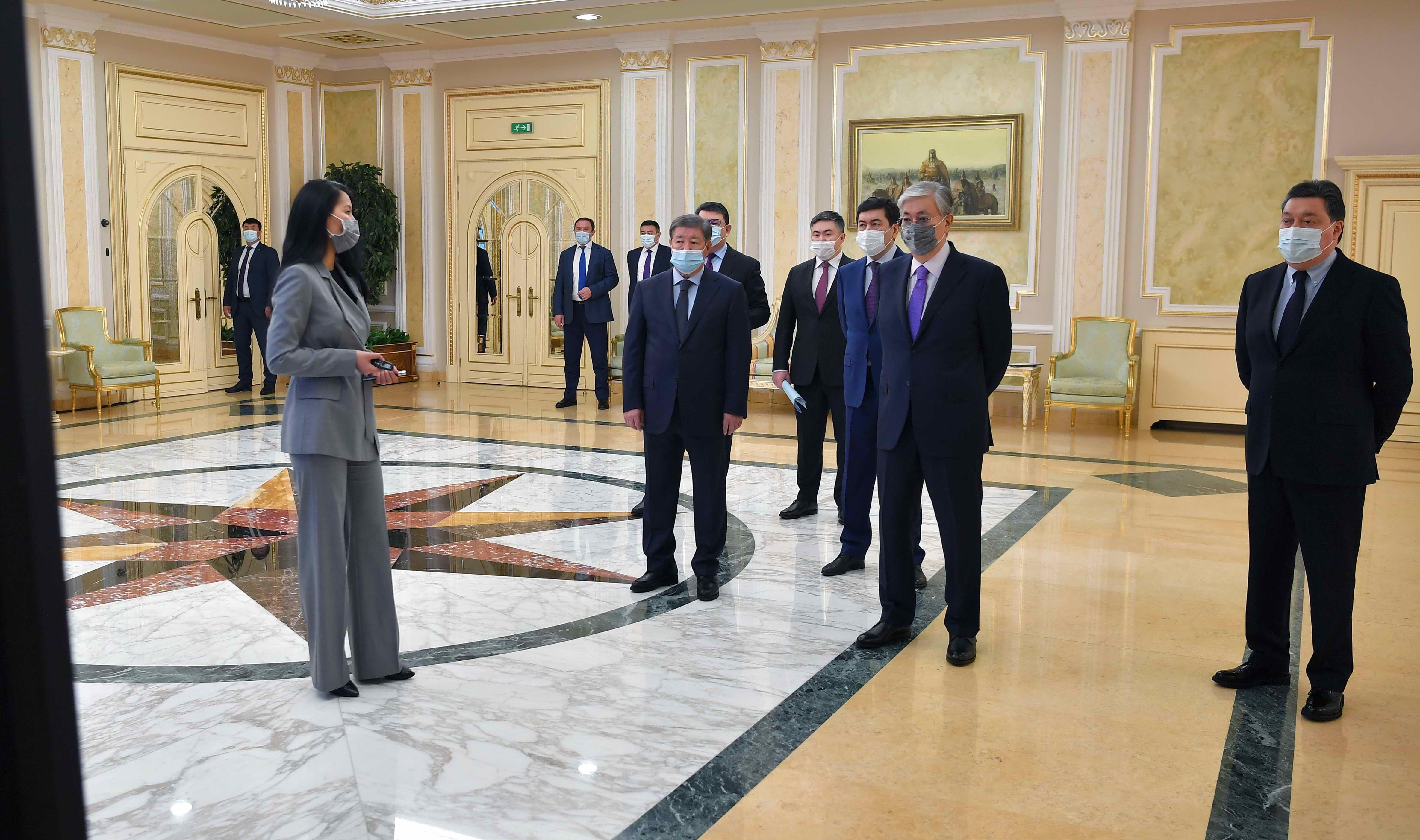 Принятие кулуарных решений должно уйти в прошлое - Президент- Kapital.kz
