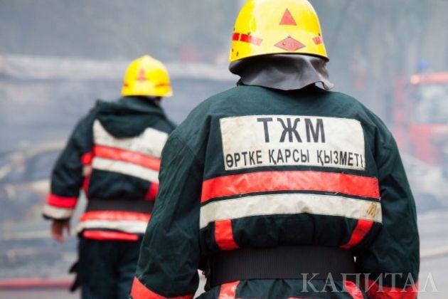 Спасатели тушат пропавший ранее близ Алматы самолет- Kapital.kz