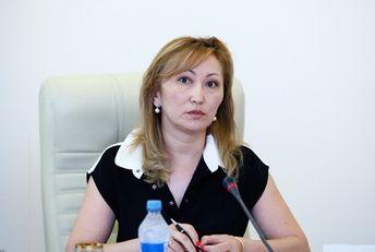 Ахметниязова Лаура Мустафьевна