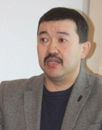 Касенов Бауржан  Казыбекович