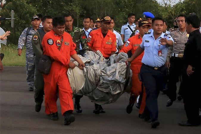 AirAsia: на месте крушения обнаружены 30 тел- Kapital.kz