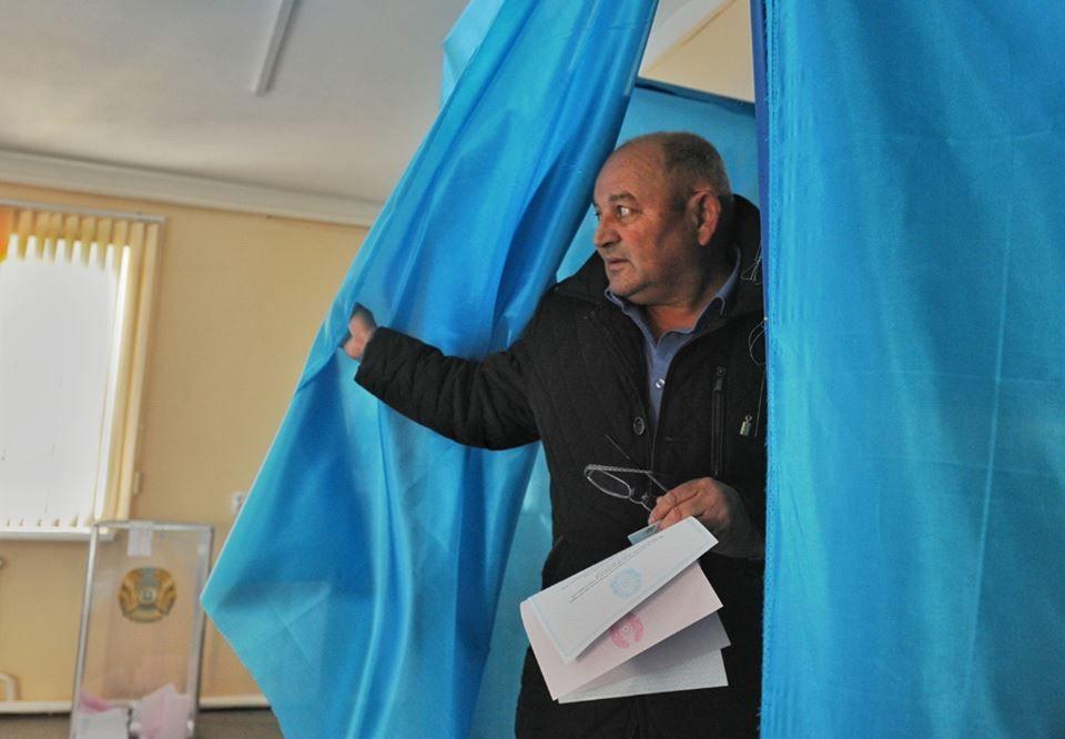 Явка избирателей: На 14.00 часов – 60,22%- Kapital.kz