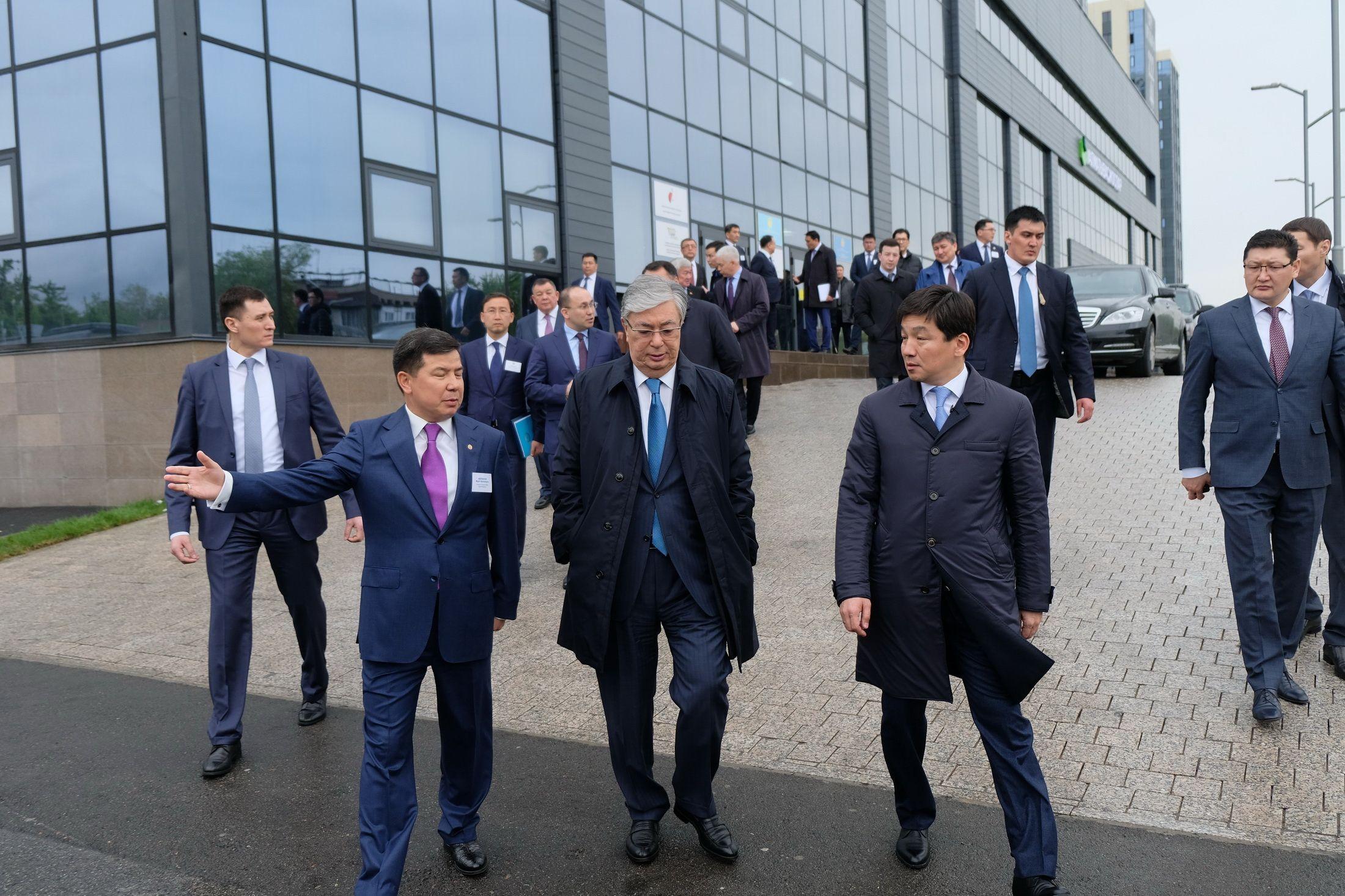 Президенту рассказали о крупных проектах Алматы- Kapital.kz