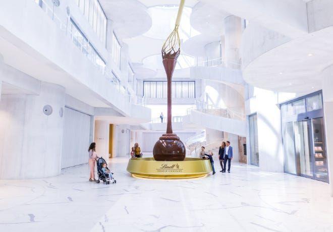 Шоколадная революция Lindt 540239 - Kapital.kz