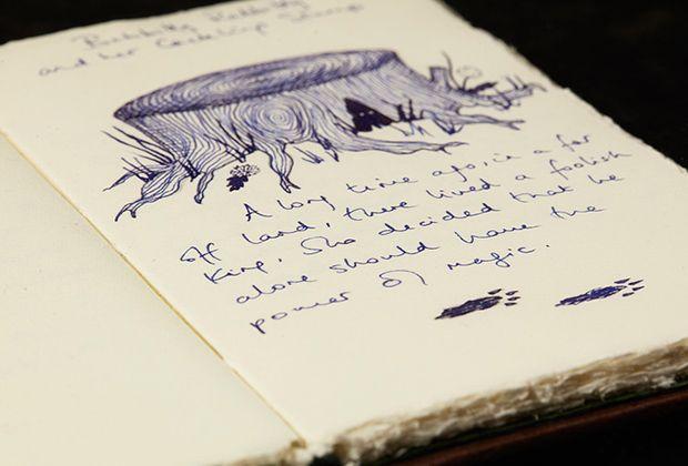 Рукописную книгу Джоан Роулинг продали за $468тысяч- Kapital.kz