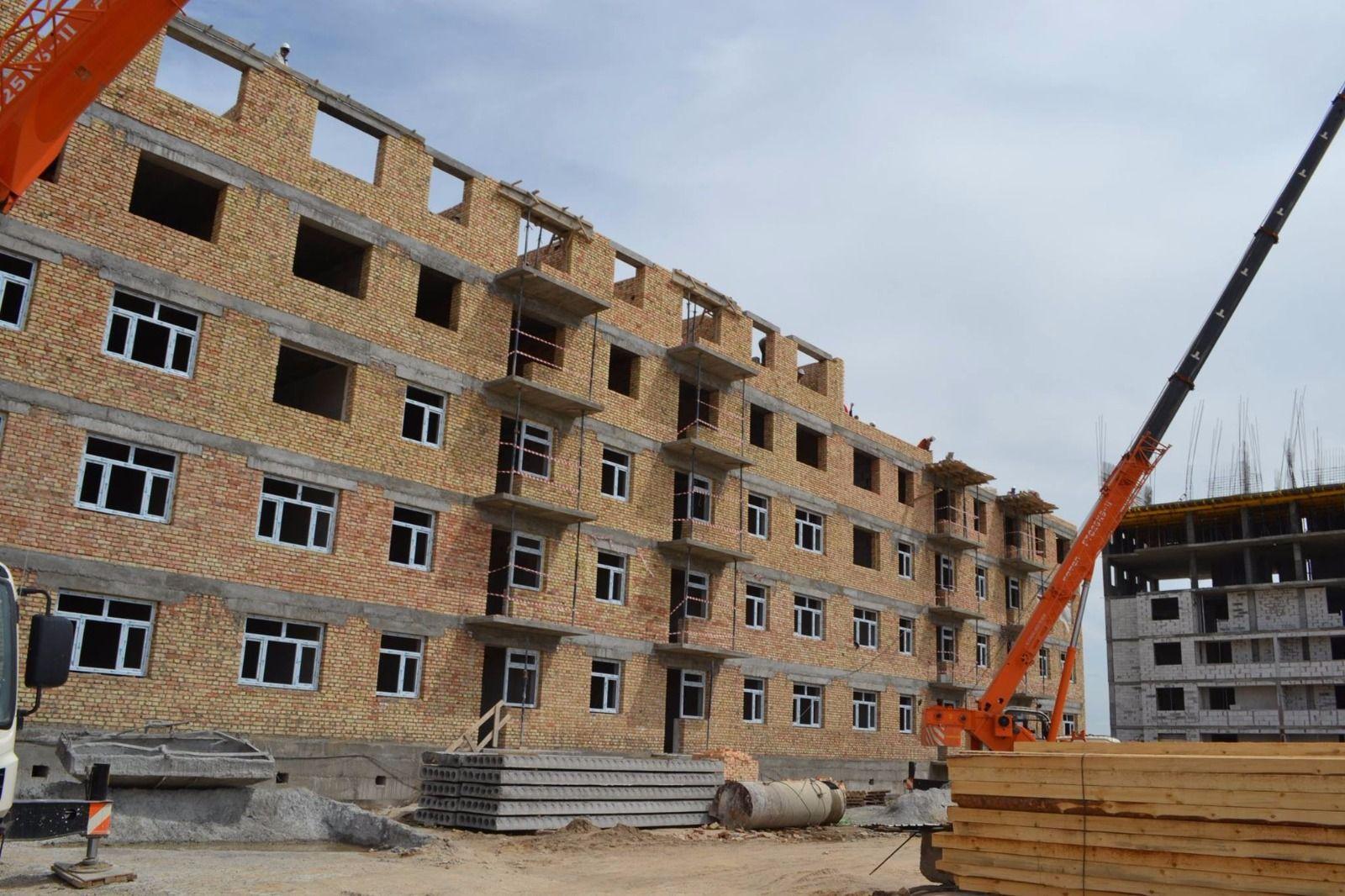 ВЮКО строят 364многоэтажных жилых дома- Kapital.kz