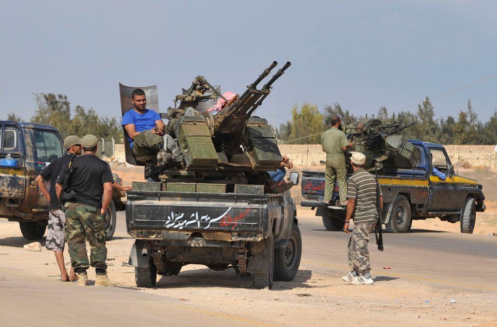 Ливийские военные освободили город-порт Сирт от боевиков ИГ- Kapital.kz