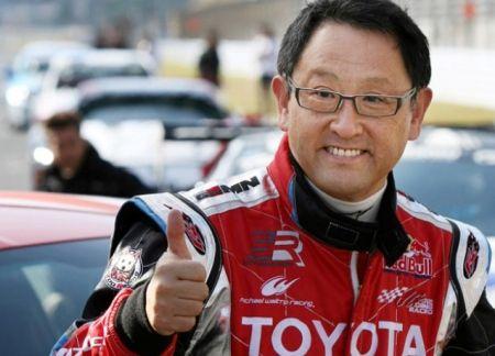 Босс Toyota станет гонщиком- Kapital.kz