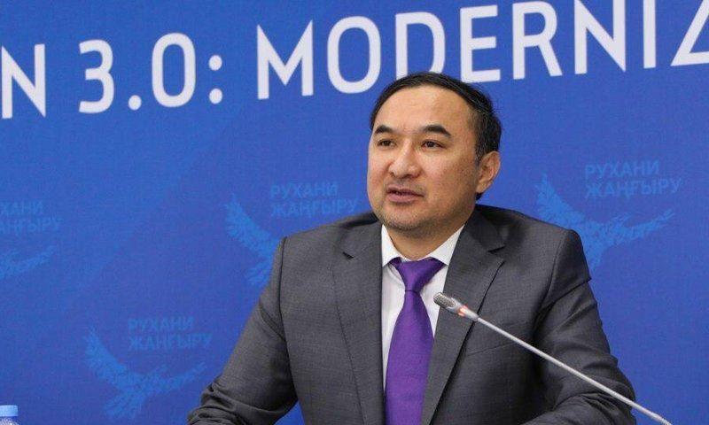 Ержан Бабакумаров назначен заместителем акима Алматы- Kapital.kz