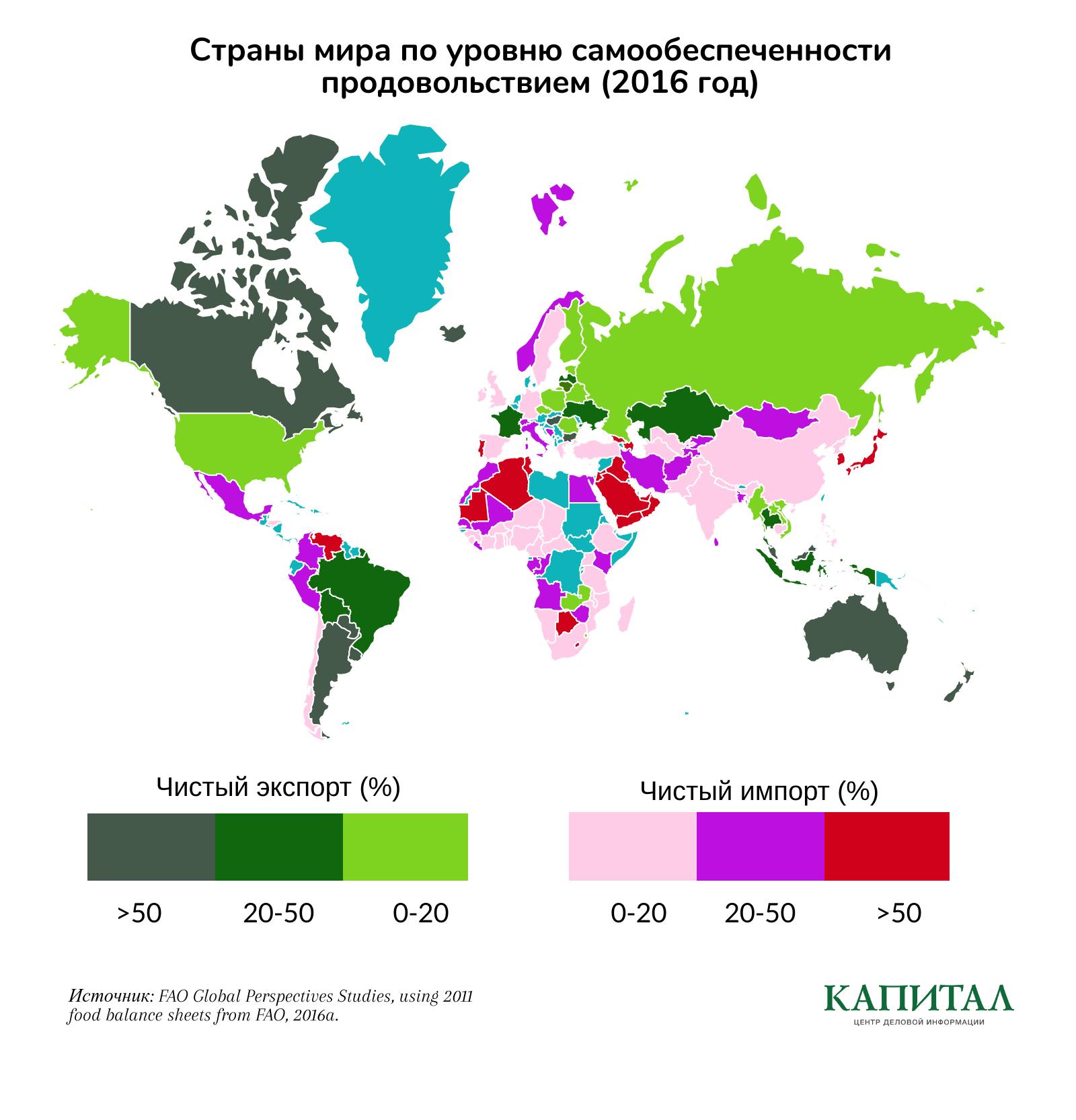 Что может привести к глобальному продовольственному кризису 253118 - Kapital.kz
