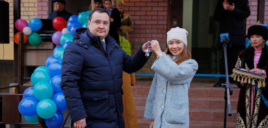 В Атырау свыше 100 семей получили жилье по «Нурлы жер» - Kapital.kz