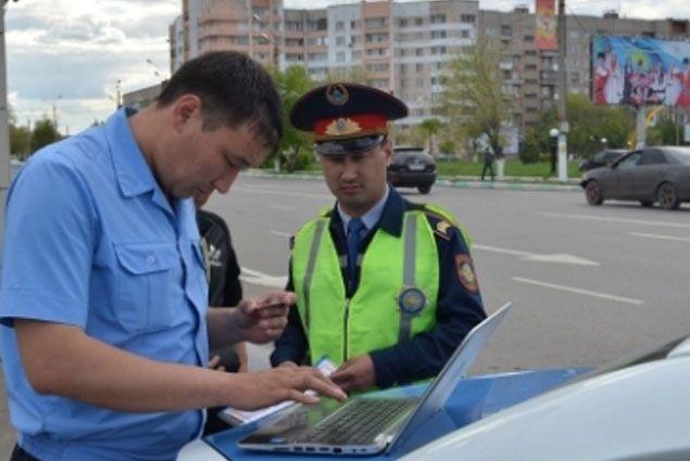 Более 3,5 млн тенге штрафов взыскали полицейские СКО- Kapital.kz