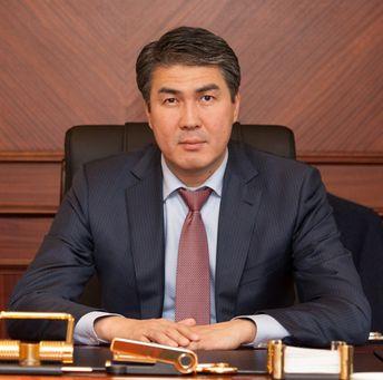Исекешев Асет Орентаевич