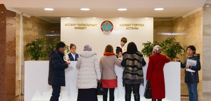 Акимат Астаны начал работу вновом формате- Kapital.kz