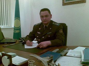 Карбенов Нурлан Жанайдарович