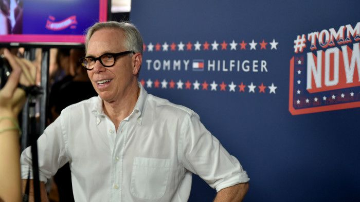 Томми Хилфигер бросил работу в Calvin Klein ради собственного бренда 608587 - Kapital.kz