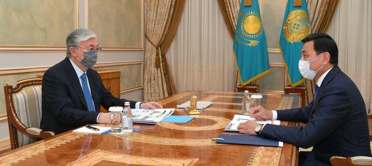 Президент принял акима Нур-Султана - Kapital.kz