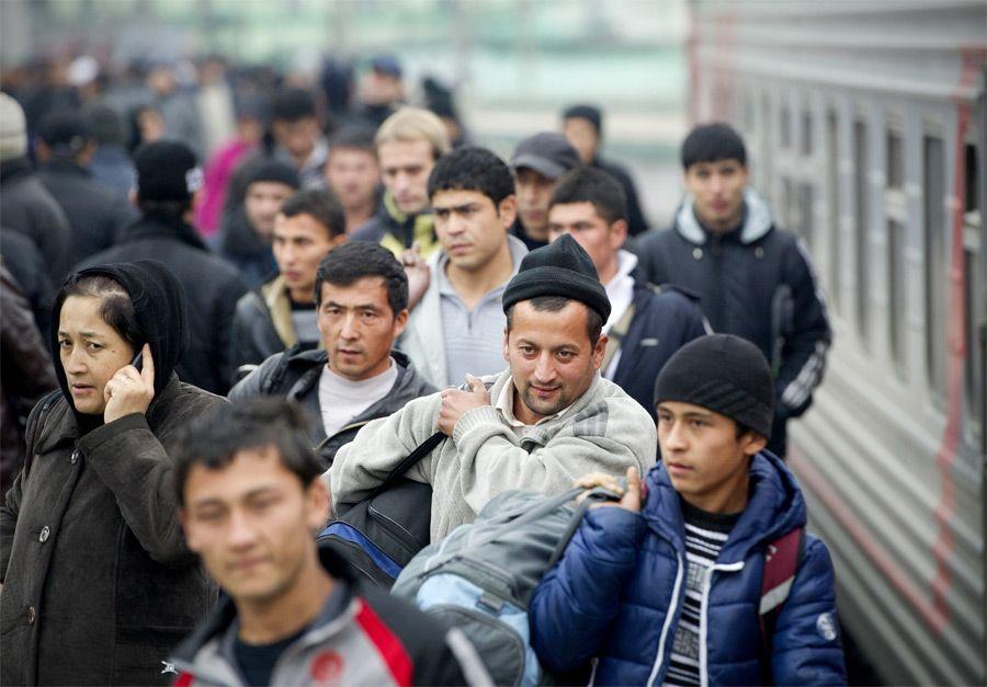 Трудовых мигрантов выведут из теневого сектора- Kapital.kz