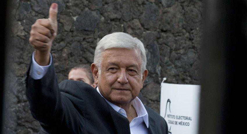 Навыборах президента Мексики победил Лопес Обрадор- Kapital.kz