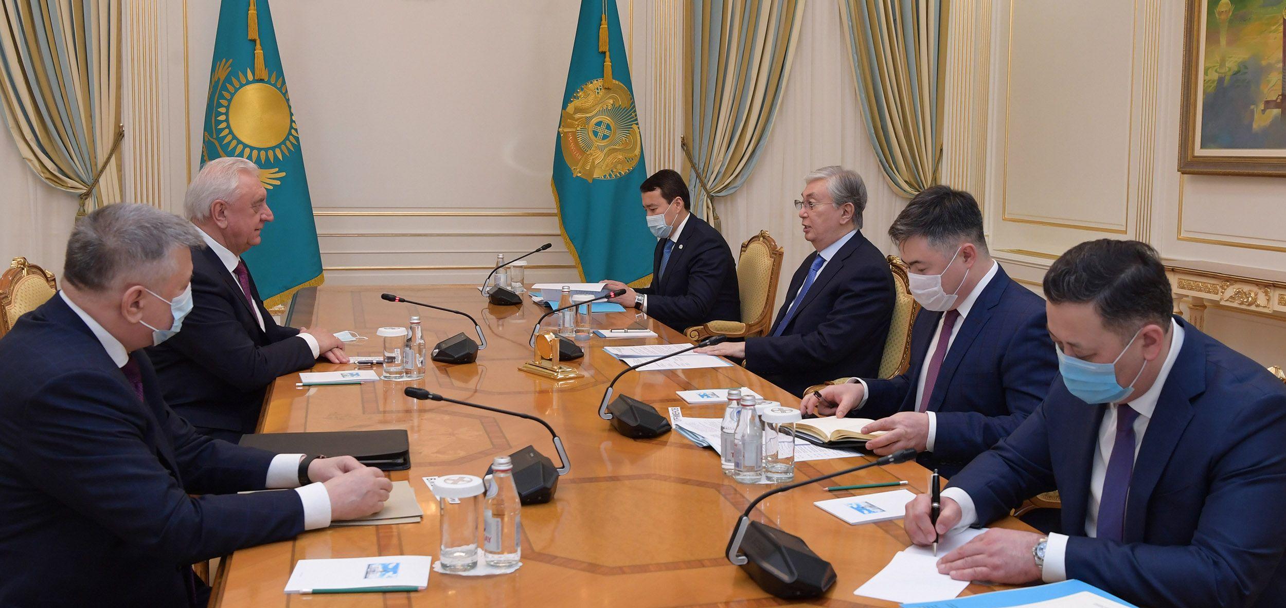В мае в Казахстане планируют провести Евразийский деловой форум- Kapital.kz