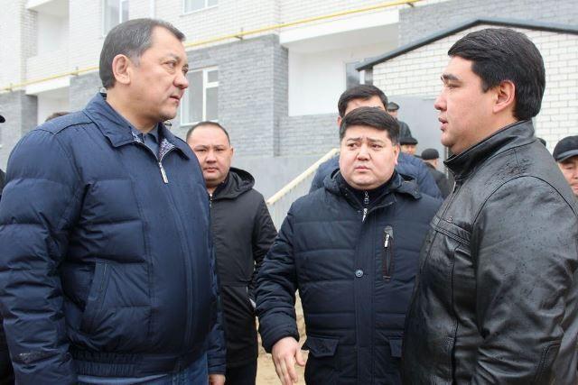 Аким Атырауской области призвал соблюдать культуру строительства- Kapital.kz