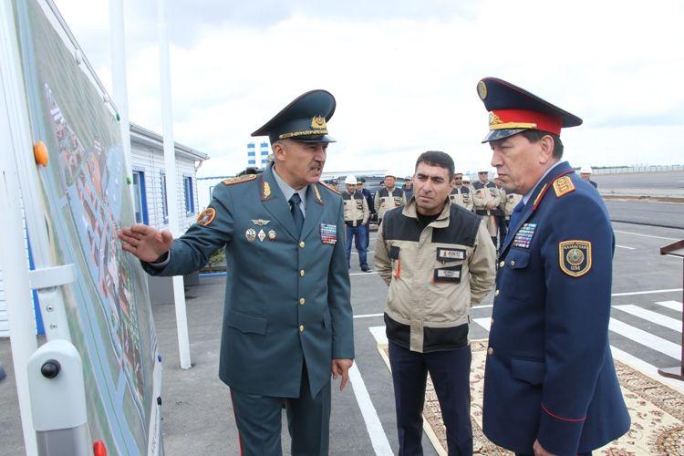 Началось строительство новой авиабазы Национальной гвардии - Kapital.kz