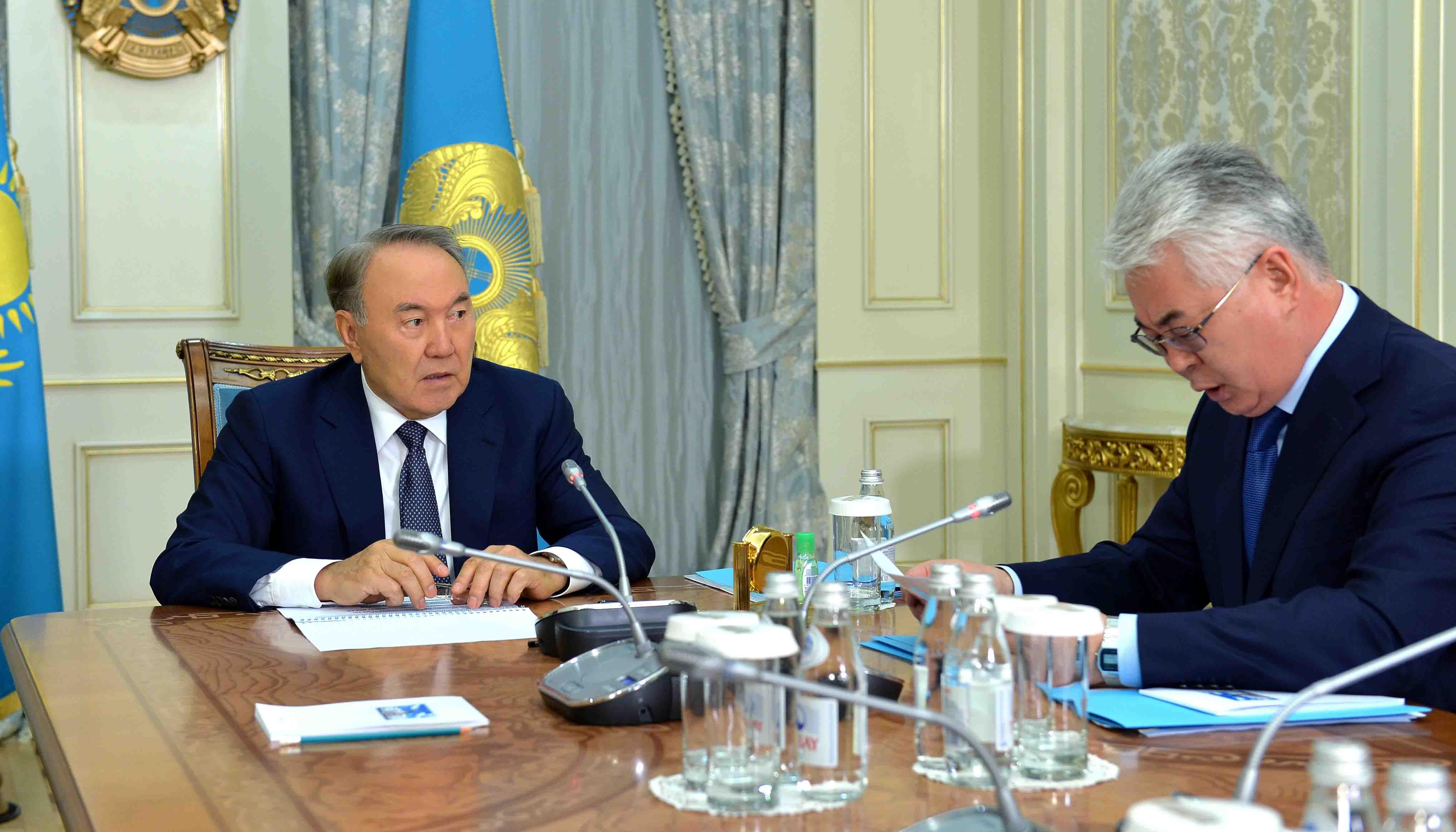 Президент поставил ряд задач перед Бейбутом Атамкуловым- Kapital.kz