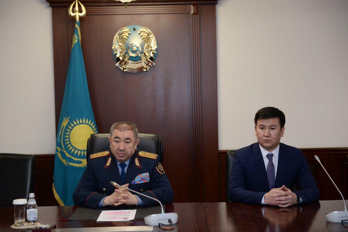 Советником главы МВД назначен Нурдильда Ораз- Kapital.kz