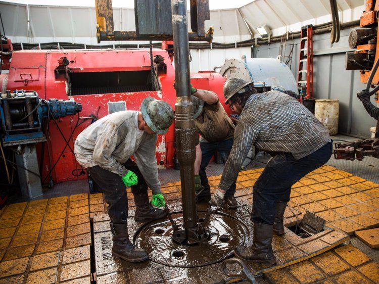 Санкции кИрану иураган вСША толкают цены нанефть вверх- Kapital.kz