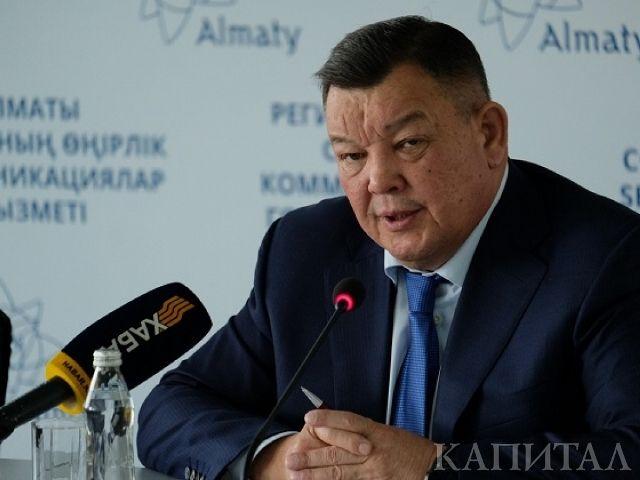 Багдат Манзоров находится в ИВС- Kapital.kz