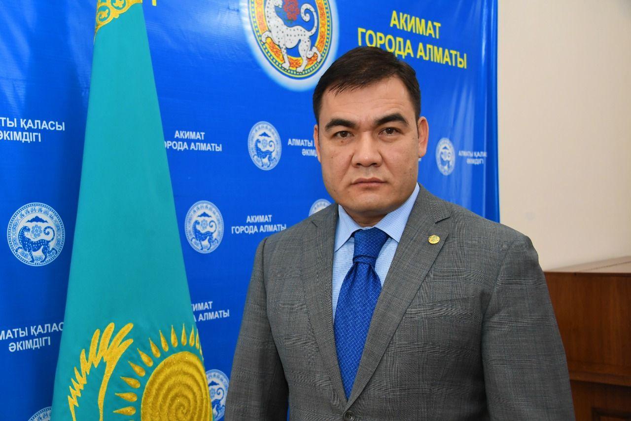 Назначен руководитель Управления зеленой экономики Алматы- Kapital.kz