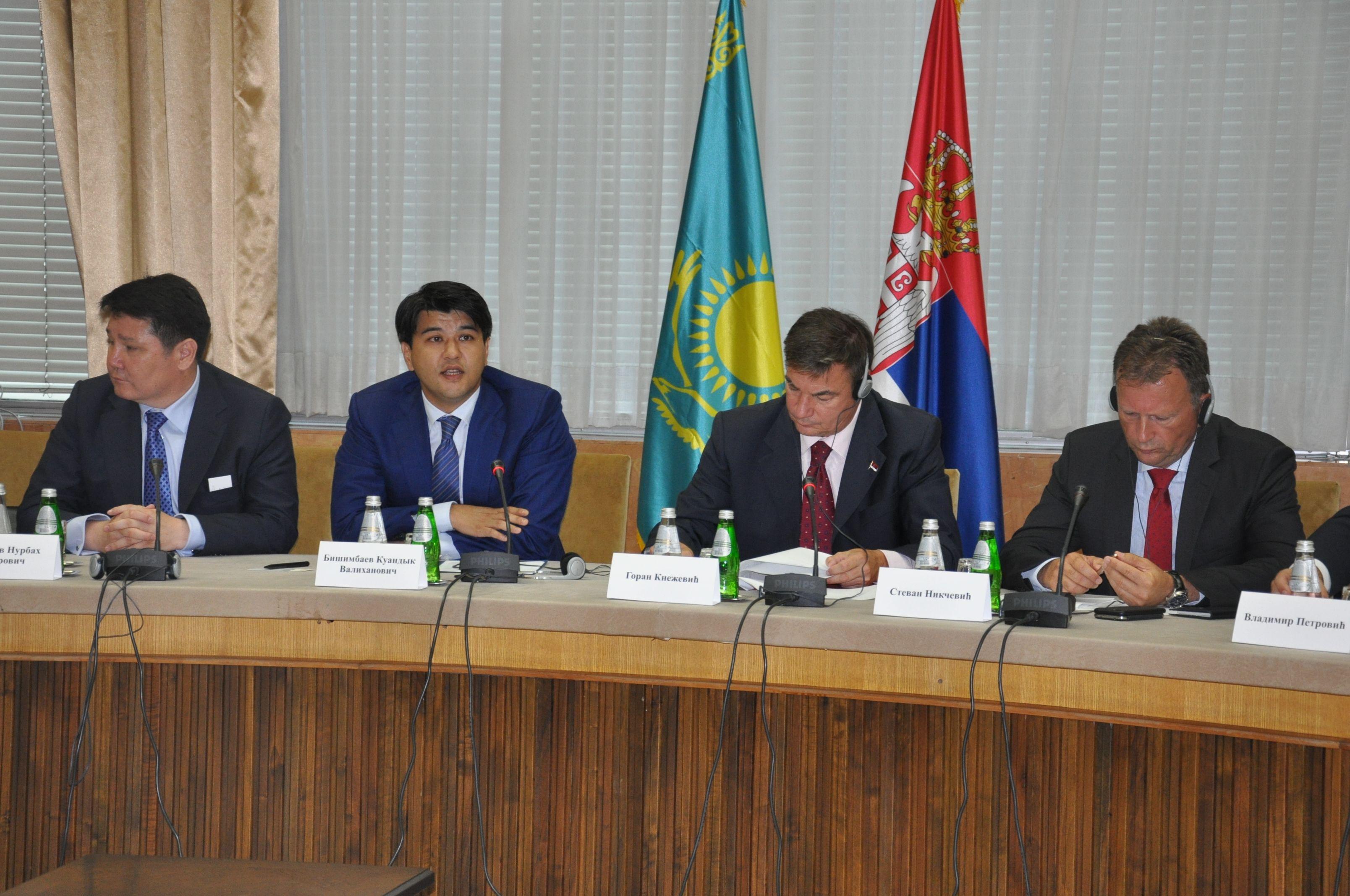 Казахстан и Сербия создадут Деловой совет- Kapital.kz