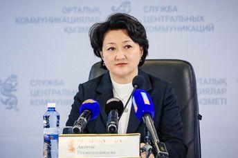Раимкулова Актоты  Рахметоллаевна