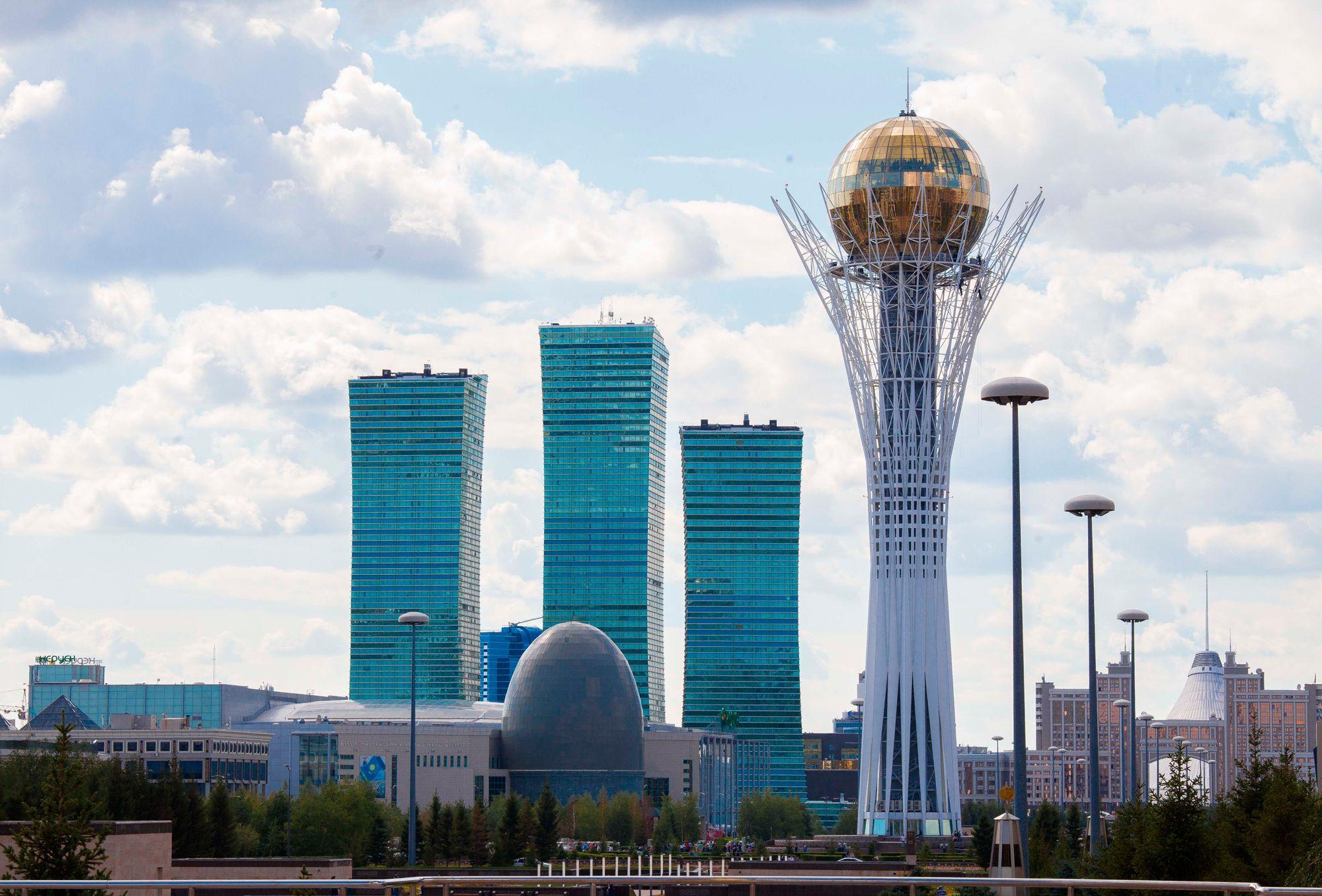 Отразить имя президента вназвании столицы Казахстана предложили депутаты- Kapital.kz