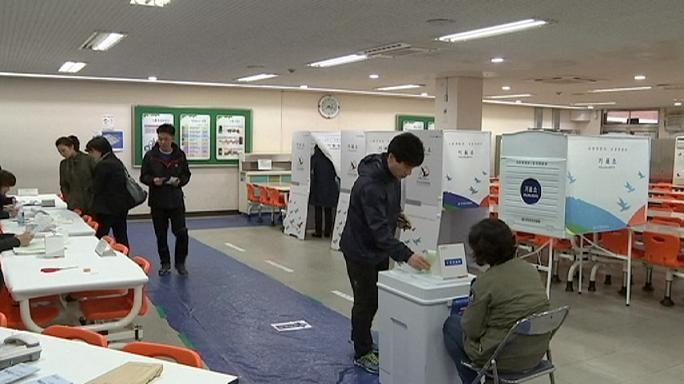 ВЮжной Корее проходят президентские выборы- Kapital.kz