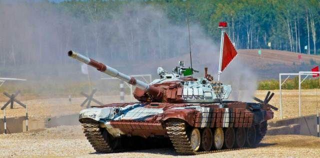 Танкисты Казахстана выступят в биатлоне на красных танках- Kapital.kz