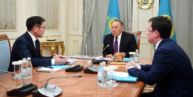 Президенту представили отчет обинвестфорумах- Kapital.kz