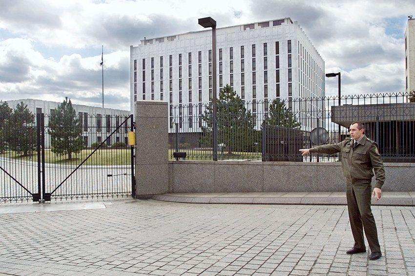 СМИ сообщили опланах США закрыть одно изгенконсульств России- Kapital.kz