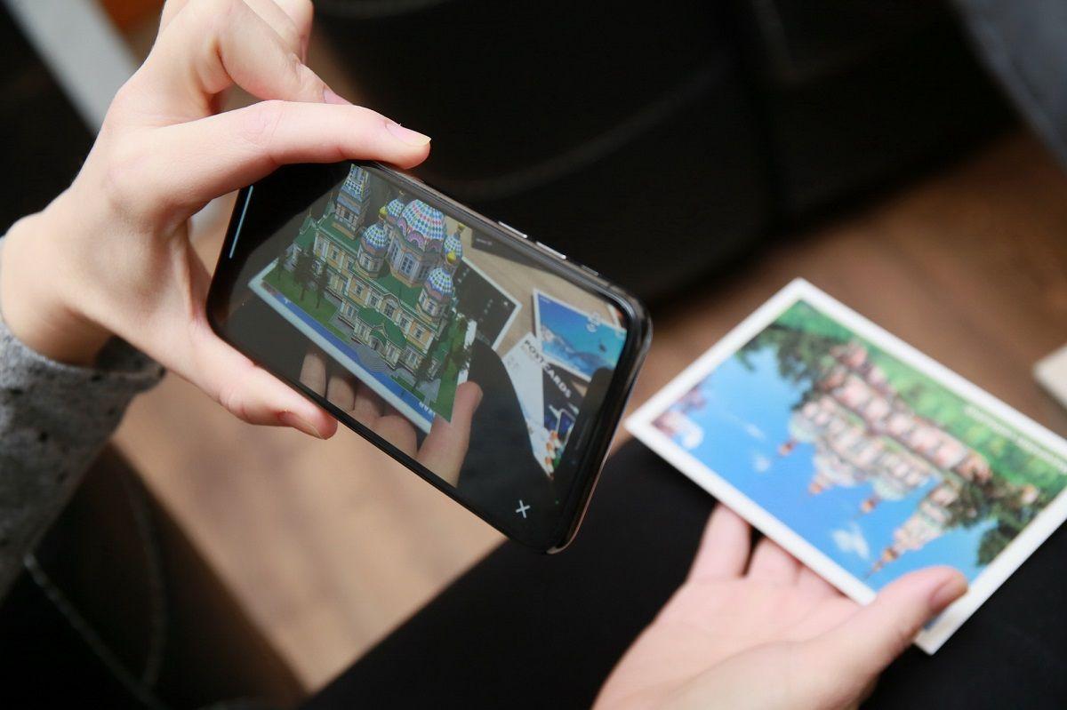 Идею с AR-открытками можно превратить в отдельную бизнес-модель 562113 - Kapital.kz