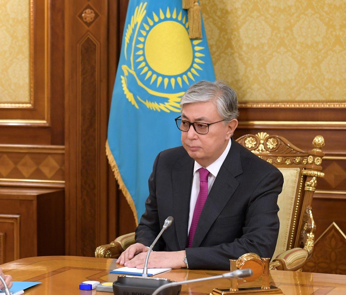 Президент встретился с главами Верховного суда и антикоррупционного агентства- Kapital.kz