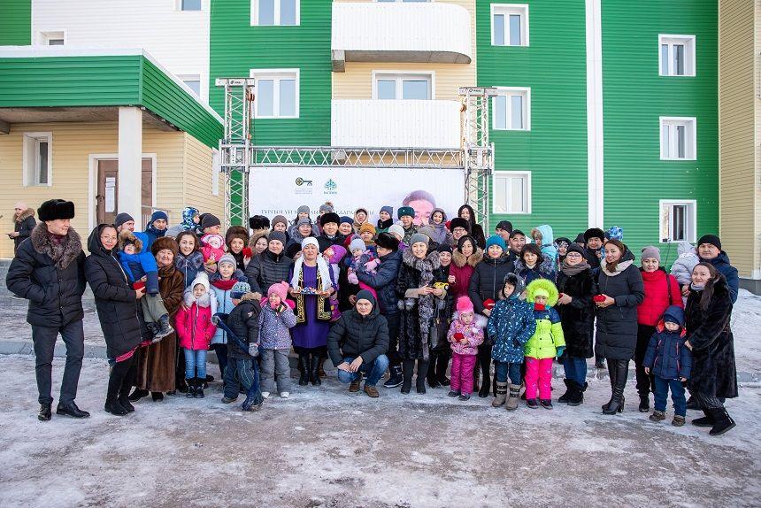 КИК: Жители Актобе и Усть-Каменогорска получили квартиры по Нұрлы жер 131128 - Kapital.kz